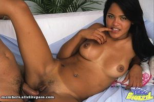 Tanned Brazilian Chick :: Hardcore..