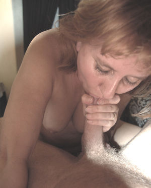 Amateur Mature Amateur Wife Blow Job..