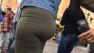 Candid big ass 5 upskirtporn