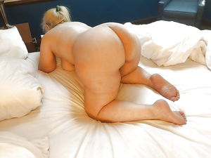 BBW - Fat asses, back rolls and..