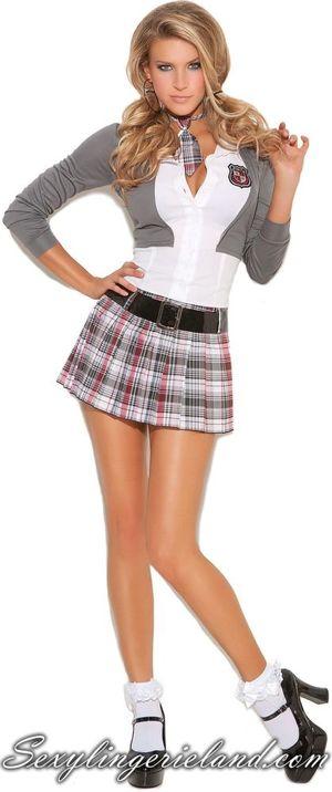 EM-9153 School girl costume..