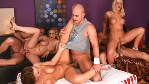 Orgy Initiations