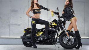 Rockstar Harley-Davidson partner for..