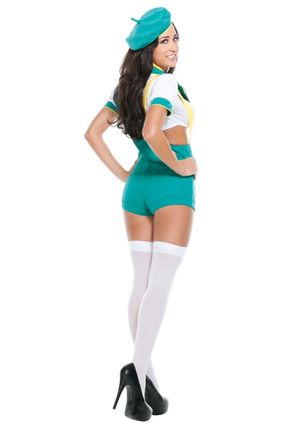 Sexy girl scout halloween costumes -..