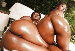 Black pussy - Some ebony asses!