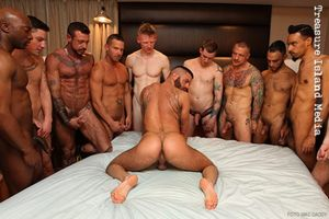 All Male Gangbang - PORNO GUIDE