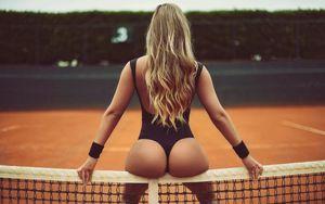Alejandra Sanchez sexy ass babe on the..