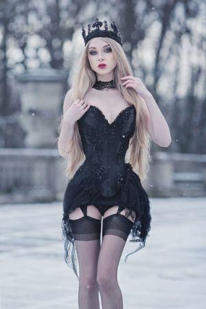 Beautiful corset made by Royal Black..