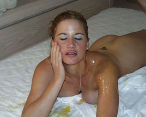 Tammy Sytch sucking huge cock on..