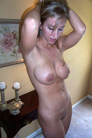 Naughty grown up amateur heavy tits -..