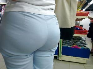 Candid big ass - Pics - sexhubx