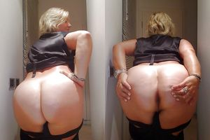 Milf with big butts - Ass