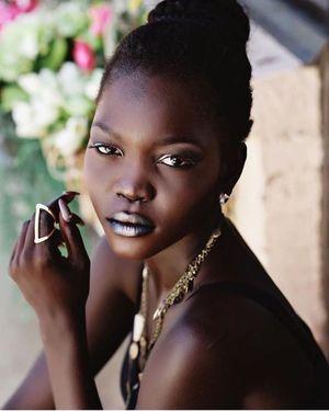Pin by Deborah Nimmons on Dark Skin..