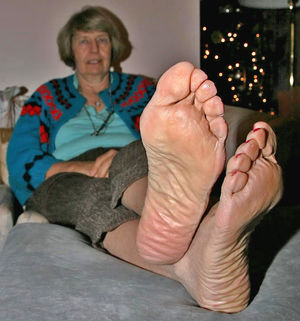 Mature Mature Feet 3 High Quality Porn..