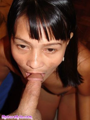 Arlene naughty horny mature Asian wife..