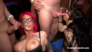 PURE XXX FILMS Busty Lucia Love goes..