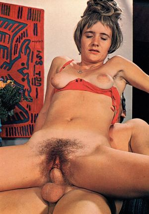 With Retro hairy pussy porn -..