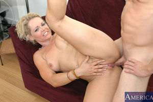 Milf anal with son - Hot pictures