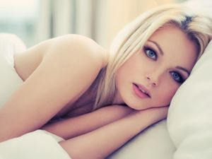 women models sexy babes blondes face..