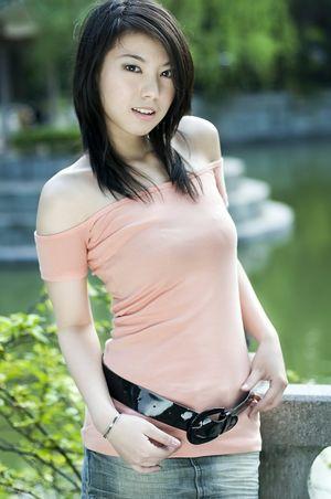 Красивые китайские..