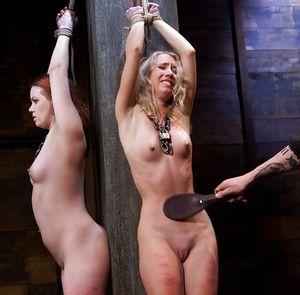 BDSM harem slaves 2 upskirtporn