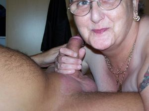 Browsing Xxx Pictures for Granny..
