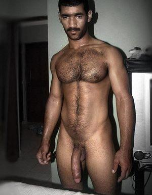 Hairy arab men naked - Hairy