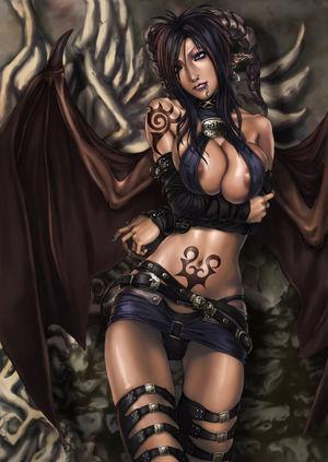 Demon Girls 4 -  - Hentai Tentacle