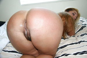 Pictures of wife's fat big ass -..