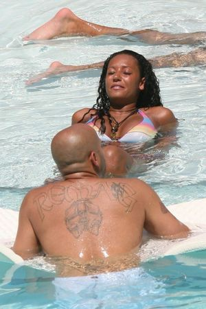 Melanie Brown nude, naked - Pics and..