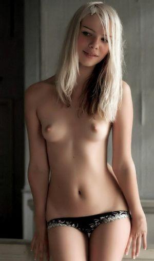 Cute Blonde Teen - Porn Imagine