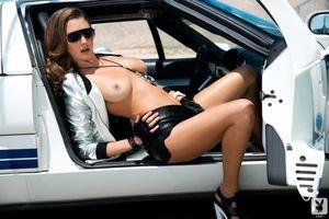Alyssa Arce Nude in Playboy That..