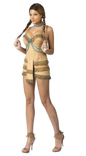 Pocahontas (Deluxe) natives..