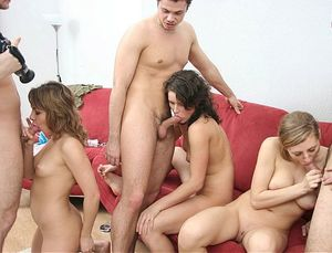 russian orgy,Blowjob Orgy,Vintage..