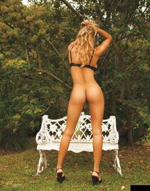 Leonela Ahumada On The Cover Of..