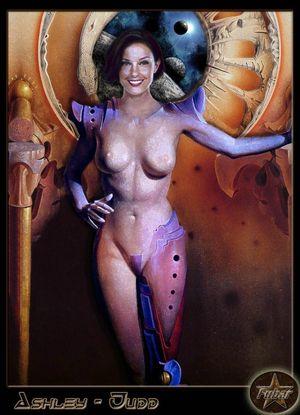 Galerie Sexy sur Ashley Judd