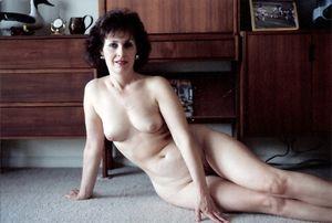 Mature amateur nudist wives