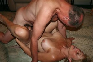 A mature action couple from Vince