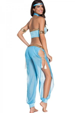 Buy Belly Dancer Costume - Full..