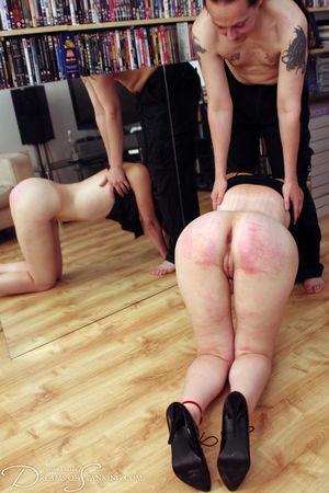 Spanking Women and Girls IV..