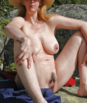 Very big nipples and areolas (without..