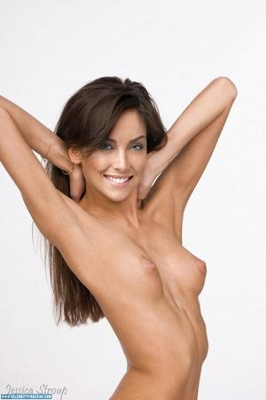 Jessica Stroup Tits Topless Porn Fake..