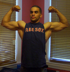How to get bigger wider lats and small..