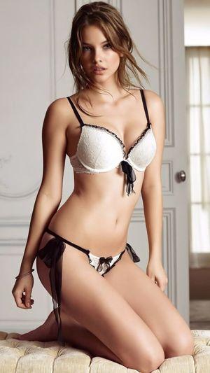 "Babe in Lingerie"" -.."