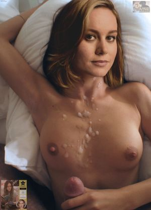 Brie larson fake nude - Adult..