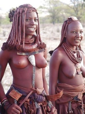 PUBLIC NUDITY PROJECT: Himba..