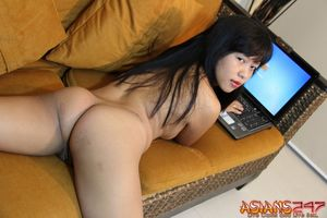 Asians 247 - Sexy Aila getting nude..