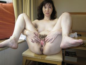 Middle-aged, but Cute Chinese wife Ann..