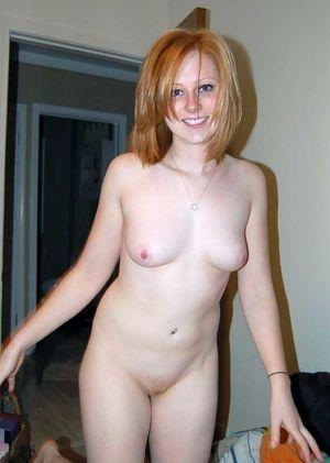 Redhead Nudist. Sex Positions Pics -..