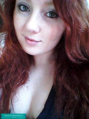Sunday Selfies! Redhead photos all..